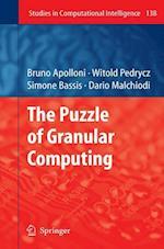 The Puzzle of Granular Computing af Bruno Apolloni, Witold Pedrycz, Dario Malchiodi