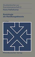 Soziologie ALS Handlungstheorie af Hans Haferkamp
