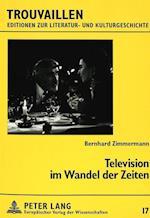 Television Im Wandel Der Zeiten af Bernhard Zimmermann