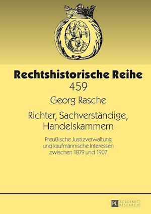 Richter, Sachverstandige, Handelskammern af Georg Rasche