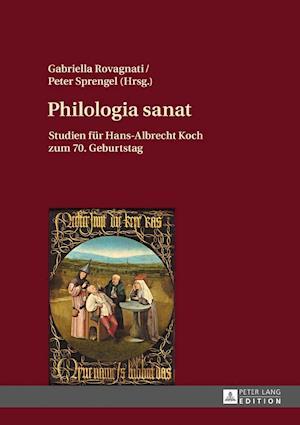 Bog, hardback Philologia Sanat