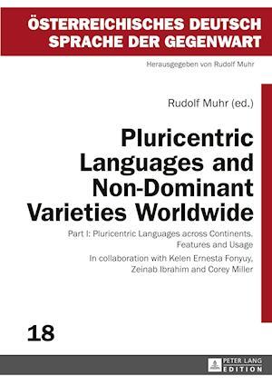 Bog, hardback Pluricentric Languages and Non-Dominant Varieties Worldwide
