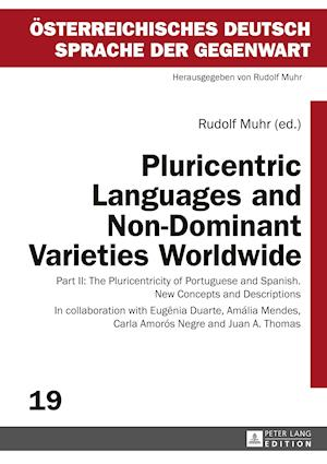 Bog, hardback Pluricentric Languages and Non-Dominant Varieties Worldwide
