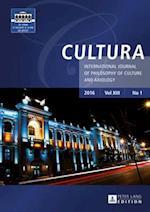 Cultura 1/2016 Vol 13 (Cultura, nr. 16)