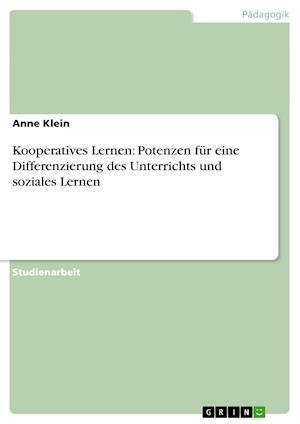 Kooperatives Lernen af Anne Klein