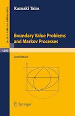 Boundary Value Problems and Markov Processes af Kazuaki Taira