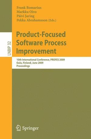 Product-Focused Software Process Improvement af Markku Oivo, Paivi Jaring, Pekka Abrahamsson