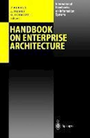 Handbook on Enterprise Architecture af Laszlo Nemes, Peter Bernus, Gunter Schmidt