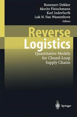 Reverse Logistics af Moritz Fleischmann, Luk N van Wassenhove, Karl Inderfurth