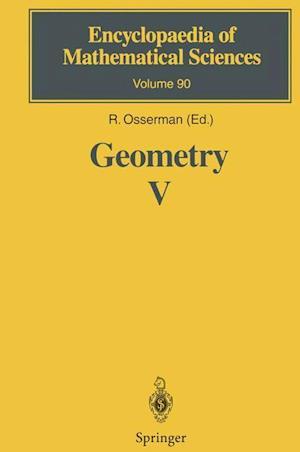 Geometry af Hermann Karcher, L Simon, Robert Osserman