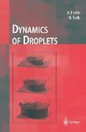 Dynamics of Droplets af Arnold Frohn, Norbert Roth