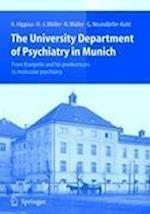 The University Department of Psychiatry in Munich af G Neundorfer Kohl, Hanns Hippius, Hans Jurgen Moller