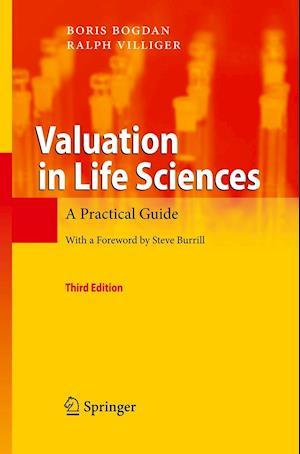 Valuation in Life Sciences af Boris Bogdan, Ralph Villiger
