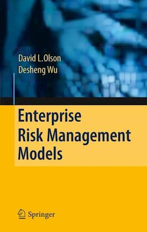 Enterprise Risk Management Models af David L. Olson