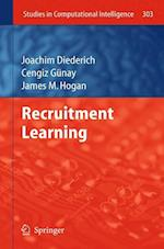 Recruitment Learning af Joachim Diederich