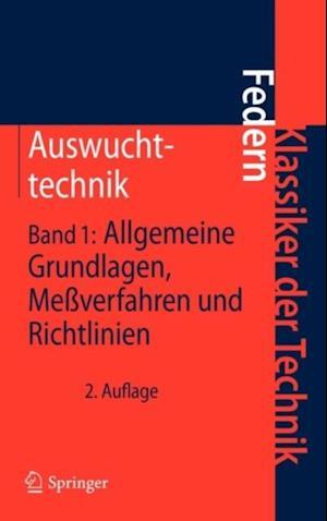 Auswuchttechnik af Klaus Federn