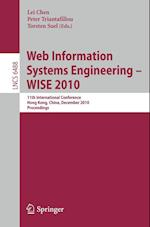 Web Information Systems Engineering af Peter Triantafillou, Lei Chen