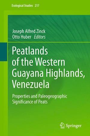 Peatlands of the Western Guayana Highlands, Venezuela af Otto Huber
