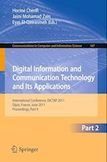 Digital Information and Communication Technology and Its Applications af Hocine Cherifi
