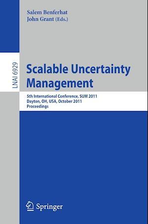 Scalable Uncertainty Management af John Grant