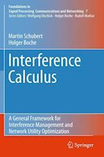 Interference Calculus af Holger Boche, Martin Schubert