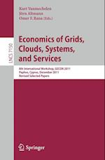 Economics of Grids, Clouds, Systems, and Services af Omer F Rana, Jorn Altmann