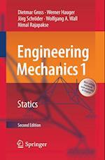 Engineering Mechanics 1 af Jorg Schroder, Wolfgang A Wall