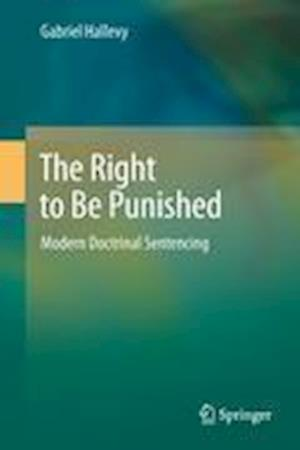 The Right to be Punished af Gabriel Hallevy