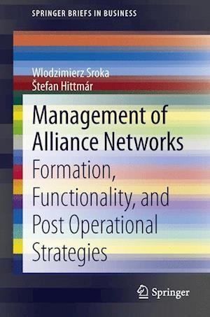 Management of Alliance Networks af Wlodzimierz Sroka