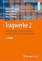 Tragwerke 2 af Wilfried B. Kratzig, Reinhard Harte, Carsten Konke