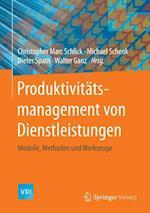 Produktivitatsmanagement Von Dienstleistungen (Vdi-Buch)