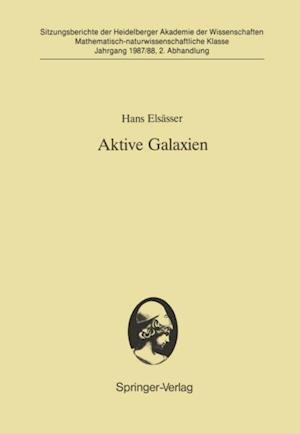 Aktive Galaxien af Hans Elsasser