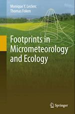 Footprints in Micrometeorology and Ecology af Thomas Foken