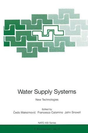 Water Supply Systems af Cedo Maksimovic