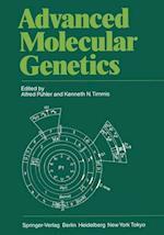 Advanced Molecular Genetics af Alfred Puhler