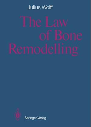 The Law of Bone Remodelling af Julius Wolff