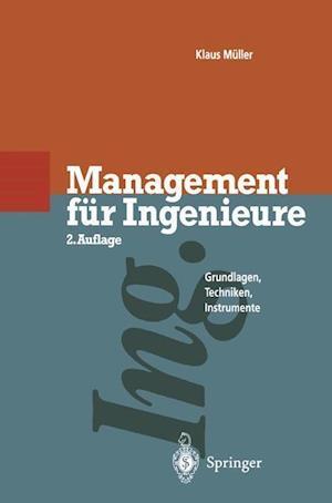 Management Fur Ingenieure af Klaus Muller