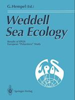 Weddell Sea Ecology af Gotthilf Hempel