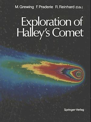 Exploration of Halley's Comet af Michael Grewing