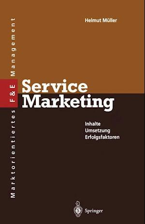 Service Marketing af Helmut Muller