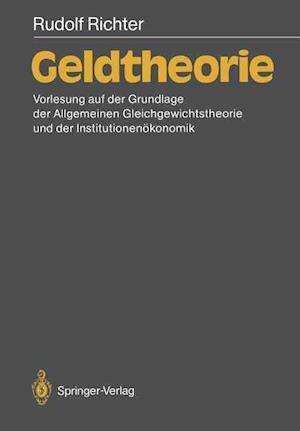 Geldtheorie af Rudolf Richter