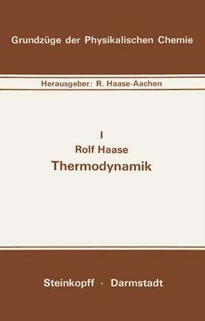 Thermodynamik af Rolf Haase