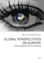 Global Perspectives on Europe (Narrating HiStories Culture and History in Africa Kultu, nr. 4)