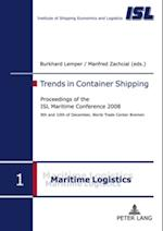 Trends in Container Shipping af Manfred Zachcial