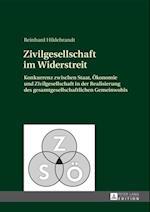 Zivilgesellschaft im Widerstreit af Reinhard Hildebrandt
