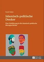 Islamisch-politische Denker af Farid Hafez