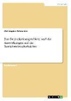 Das Demarkationsproblem Und Die Auswirkungen Auf Die Betriebswirtschaftslehre af Christopher Schroeder
