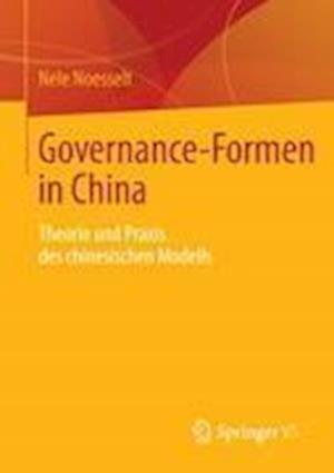 Governance-Formen in China af Nele Noesselt