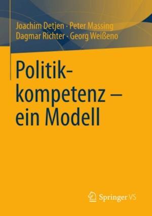Politikkompetenz - ein Modell af Peter Massing