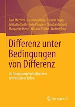 Differenz Unter Bedingungen Von Differenz af Paul Mecheril, Susann Fegter, Susanne Arens